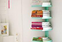Book Storage and DIY