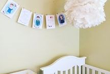 Dream Literary Nursery / Discover all that a book-themed nursery can be.
