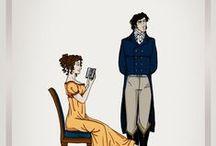 For the Love of Jane Austen / Everything Jane Austen.