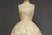 Vintage Style Weddings / Love all things vintage when it comes to your wedding style? We've compiled a host of wedding accessories, new and used wedding dresses, hair styles, wedding decor and more that all have a vintage vibe. http://www.smartbrideboutique.com/blog/gorgeous-vintage-style-wedding-dresses/20120220/851/