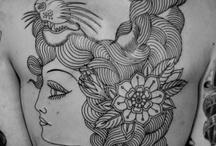 Folkster <3  tattoos / We love good tattoos :)