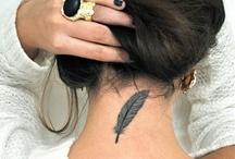Tattoos & Piercings  / by Lindsay Hojara