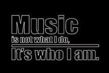 04 ~ MUSIC is what Feelings Sound Like / by Nancy Miller