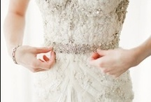 Wedding Dresses with Bling / Love all things that sparkle? We've compiled some of our favorite new and used wedding dresses with bling, crystals and shine! http://www.smartbrideboutique.com/blog/wedding-dresses-with-bling/20120312/862/