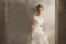 V Neck Wedding Dresses / Looking for something different than the typical strapless wedding dress?  Check out these new and used V neck wedding dresses with plenty of style and sass! For more V neck options, check out: http://www.smartbrideboutique.com/blog/beyond-strapless-v-neck-wedding-dresses/20120625/914/