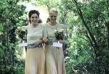 Unique Bridesmaids Dresses / by SmartBrideBoutique.com