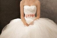 Ball Gown Wedding Dresses / Love big beautiful skirts with layers of tulle and organza? Then this is your board! Check out our favorite ball gown wedding dresses here.