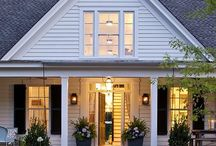 Our Dreamy Home Sweet Home / Small, cozy, bright and beautiful  / by MrsCarrieSnyder