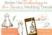 Wedding Infographics / We're gathering some of the best wedding infographics, tip sheets & more from around the web to give you a leg up when it comes to planning your wedding!