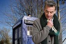 Dr. Who Obsession / by Meghan Holmes