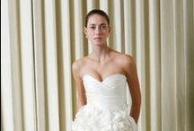 Flower Power! Wedding Dresses with Floral Accents / Now that summer is in full bloom, we thought it appropriate to zero in on wedding dresses with flowers - particularly on the skirt. Flowers add luxurious texture and elegant romance to a wedding dress, and these wedding dresses use flowers - big and small - to make a gorgeous statement. http://www.smartbrideboutique.com/blog/flower-power-wedding-dresses-with-flower-power/20120806/935/