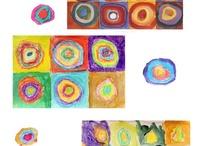 Pequeño Van Gogh/Art funny activities / Actividades para niños.