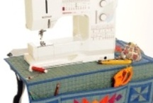Sewing room & ideas / by Diana Parker