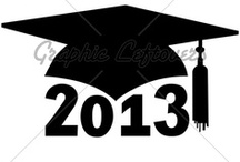 Graduation Board / by Leigh Bates