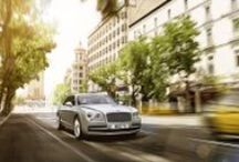 The new Bentley Flying Spur / Offering serene limousine comfort, in combination with phenomenal performance, the new Flying Spur is born of the belief that nothing is impossible; that the twin objectives of power and luxury can, if relentlessly pursued, be achieved.