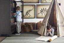Children's Spaces / by Tash