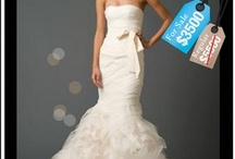 Gem of the Day - Used Wedding Dresses / A SmartBrideBoutique.com Gem of the Day is a beatuiful, on trend used wedding dress for up to half the designer price.   See our Gems at www.SmartBrideBoutique.com/GOTD