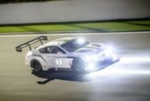Bentley Motorsport / In September 2012, the Continental GT3 race car was unveiled. At that point, it was still a concept car. Since then, a team of Bentley engineers has been working behind closed doors, making the concept a reality. The result is a race-ready Bentley GT3 – the first Bentley racer for a decade.
