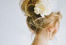 Hair and make up / by Adrianna Keczmerska