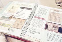 Smash book/scrapbook ideas / Snash