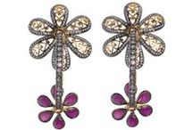 Amishi Collection / Exotic and vibrant jewellery collection