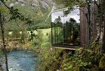 Treehouses / Love art studio treehouses