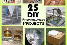 Be prepared / Prepping  / by Sherry Elmore