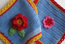 Crochet / Fast and stash busting crochet ideas