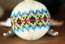 Knit / Fast and speedy stash busting things to knit