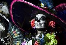 Dia de los Muertos / recipes, culture and the haunt that represent the Day of the Dead