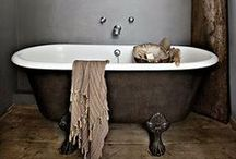 Folkster <3  Bathrooms / Bathroom and shower room inspirations - everything Folkster loves, from Scandinavian to Industrial to SouthWestern to MidCentury to vintage to retro to minimalist to luxe to modern to...whatever takes our fancy! We love home decoration and interior design and styling - we'll add photos here as we find them for you to add to your own house pinterest albums!