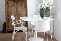 Folkster <3 Dining Rooms / Dining room and eating area design inspirations - everything Folkster loves, from Scandinavian to Industrial to SouthWestern to MidCentury to vintage to retro to minimalist to luxe to modern to...whatever takes our fancy! We love home decoration and interior design and styling - we'll add photos here as we find them for you to add to your own house pinterest albums!
