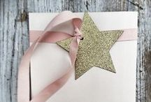 Wrap it up / Gifts wrapping ideas / by Kathy Warner Bedessem