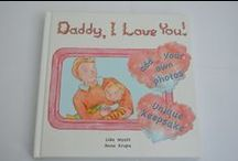 Father's Day Unique Gift / Wonderful gift for dads for Father's day from his son or daughter. Excellent quality board book with 9 photo sleeves for own photos.