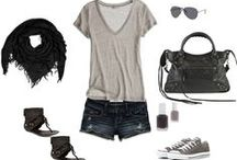 Hmm...what to wear? / by Ashley Iszkun