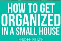 STORAGE & ORGANIZING / All the best tips and resources for organizing your whole damn life.  / by Erica Reitman / VintageDesign.me