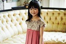 BIZ - Little lady dresses