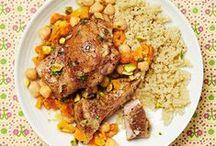 Food + Recipes / by Basma A.