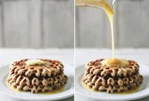 Food-W is for Waffles