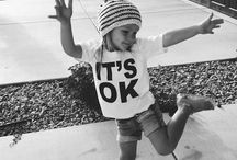 Kid's With Swag. / Little tykes that have style all their own.