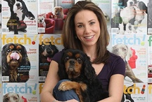 Meet the Team / Behind every person on the Petplan pet insurance team is a pet. Sometimes lots of them!