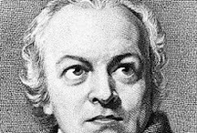 William Blake / A collection of this amazing poet and illustrator's work.
