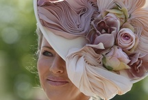 Marvelous Millinery / Pinning politely is appreciated. / by Elizabeth Finney