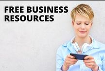 Free Business Resources / Need some tips on starting, running or expanding your business? We've got you covered.  / by Bplans