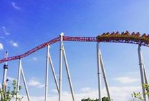 Hersheypark / Hersheypark is a 110-acre theme park with more than 70 rides and attractions, features 13 roller coasters and more than 20 kiddie rides.