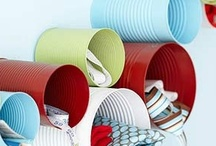 Organizers and Organization / Please organize me! These are cool ideas to keep you organized.
