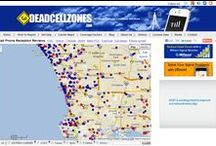 "DeadZones.com / Deadcellzones.com a blog and ""Consumer Generated Coverage Map™"" of outdoor and indoor cell phone reception problem locations for AT&T, Verizon, Sprint, T-Mobile and other smaller carriers."