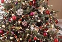 Christmas Trees & Ornaments