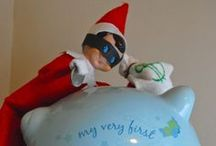 Elf on the Shelf & Randall the Reindeer / by A Simply Good Life.