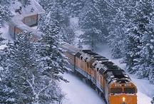 Trains,Tracks & Roads